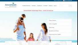 AdventHealth System   Florida Hospital Care Advantage   Insurance ...