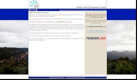 AGL Energy Ltd - Welcome To AGL E-Tendering - TenderLink