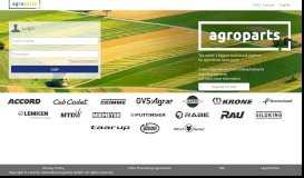 agroparts - One-Stop-Service for agricultural machinery