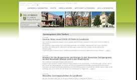 Aktuelles / Presse - Landkreis Ostprignitz-Ruppin