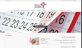 Aliança Evangélica Portuguesa - Website Oficial