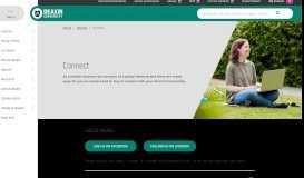 Alumni - Connect   Deakin