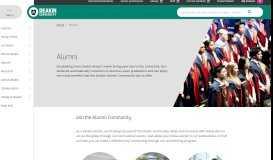 Alumni   Deakin