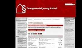 Amtsgericht Recklinghausen - www.zwangsversteigerung.de
