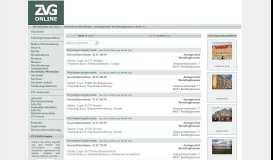 Amtsgericht Recklinghausen - ZVG-Online.net