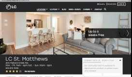 Apartments for Rent in St. Matthews, Kentucky - LC