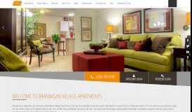 Apartments in Winston-Salem, NC | Brannigan Village Apartments ...