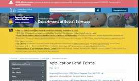 Applications and Forms - CT.gov