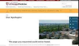 Arthur F. Haney, MD - UChicago Medicine