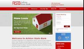 Ashton State Bank