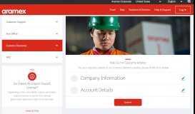 Ask us for customs advice - Aramex