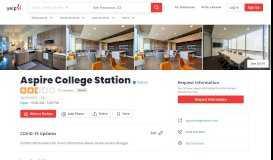 Aspire College Station - 51 Photos & 12 Reviews - University Housing ...