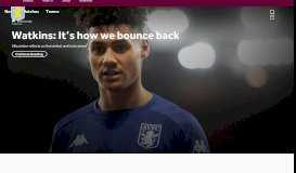Aston Villa Football Club | The official club website | avfc.co.uk