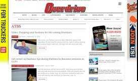 ATBS - Part 3 - Overdrive Magazine