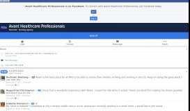 Avant Healthcare Professionals - Home | Facebook