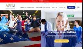 Avant Healthcare Professionals: Registered Nurse Staffing and ...