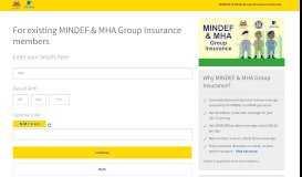Aviva MINDEF Online