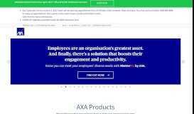 AXA Singapore: Online Life Insurance Singapore   Travel & Car ...