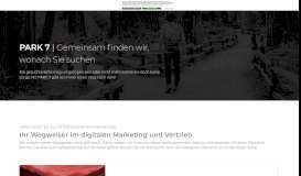 B2B-Plattformen für Unternehmen im Überblick | PARK7 |