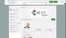 Be Fit | Allina Health Wellness Center