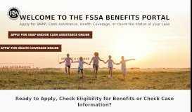 Benefits Portal