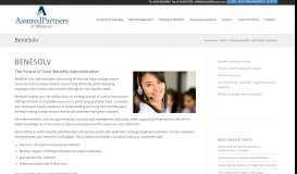 BeneSolv | St. Louis MO | AssuredPartners of Missouri
