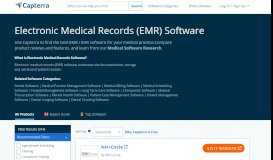 Best Electronic Medical Records (EMR) Software | 2019 Reviews of ...