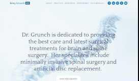 Betsy Grunch, MD