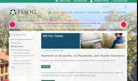 Bill Pay Online   The San Antonio Orthopaedic Group