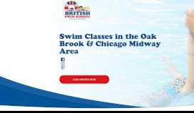 British Swim School Chicago Suburbs