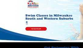 British Swim School in Milwaukee South and Western Suburbs