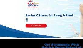 British Swim School of Long Island