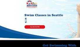 British Swim School Seattle