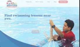 British Swim School - Swimming Lessons