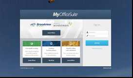 Broadview Networks MyOfficeSuite®