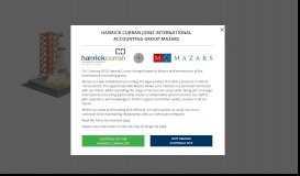 Business Portal - Hanrick Curran