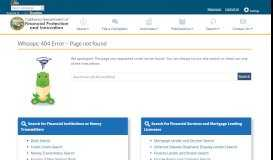 California Finance Lenders - California Department of Business ...