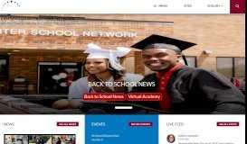 Camden's Charter Network