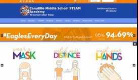 Canutillo Middle School: Home