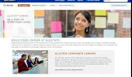 Careers | Allstate
