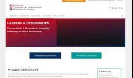 Careers & Internships – Richmond University