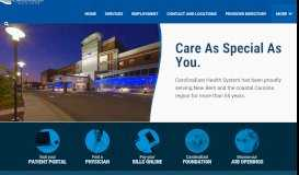 CarolinaEast Health System: New Bern Hospital | Emergency Medical ...