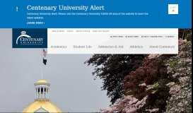 Centenary Vice President for Academic Affairs is Selected for National ...