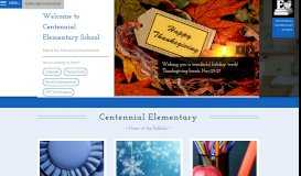 Centennial Elementary School – Part of the Edmond School District