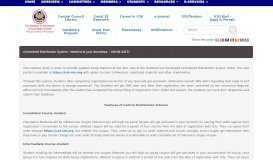 Centralized Distribution System - ICAI - The Institute of Chartered ...