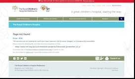Centre for Community Child Health : Classroom promotion of oral ...