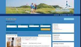 C'est la vie Wittdün/Amrum   Amrum Touristik Portal Unterkünfte