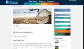 CHECK24 - das übersichtliche Vergleichsportal für Reisen - Reiseuhu
