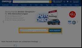 CHECK24 - Versicherungen, Kredit, Strom, DSL & Reisen im Vergleich