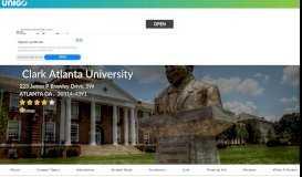 Clark Atlanta University Scholarships | Scholarship Directory | Unigo